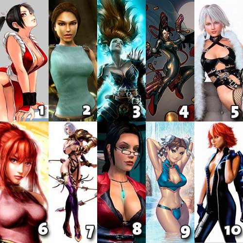 game-chick-top-10